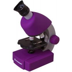 Микроскоп Bresser Junior 40x-640x, фиолетовый